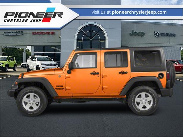 2012 Jeep Wrangler Unlimited BASE