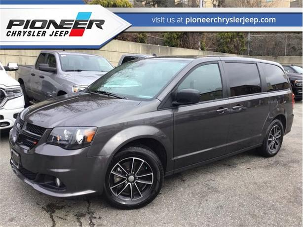 2018 Dodge Grand Caravan SXT  -  Power Windows