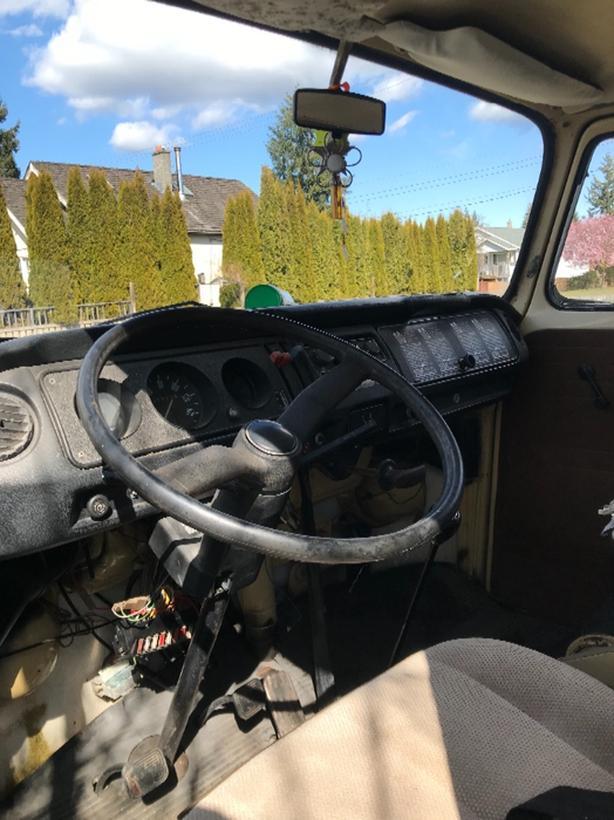 1979 VW van