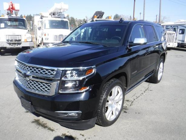 2017 Chevrolet Tahoe Premier 4WD With 3rd Row Seating