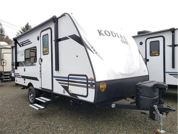 2020 Dutchmen Kodiak Cub 177RB
