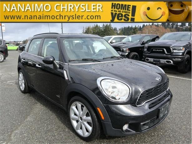 2014 Mini Countryman Cooper S Power Sunroof Heated Seats