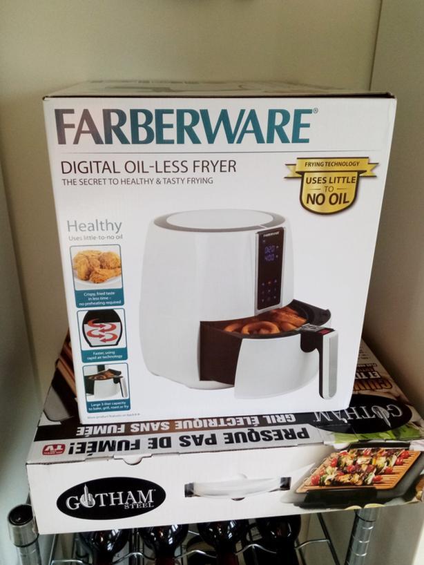 Farberware Digital Oil-less Convection Fryer