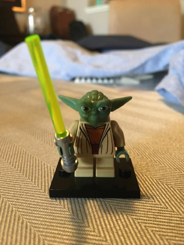 Lego Star Wars Clone Wars Yoda