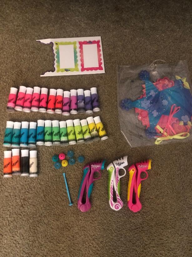 DohVinci Deluxe Color Collection Art Set by Play-Doh Brand