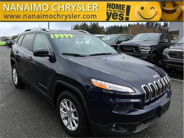 2015 Jeep Cherokee North One Owner No Accidents