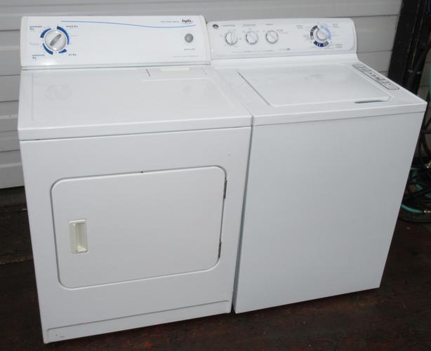 GE Washer / Dryer -Excellent condition, Commercial Quality