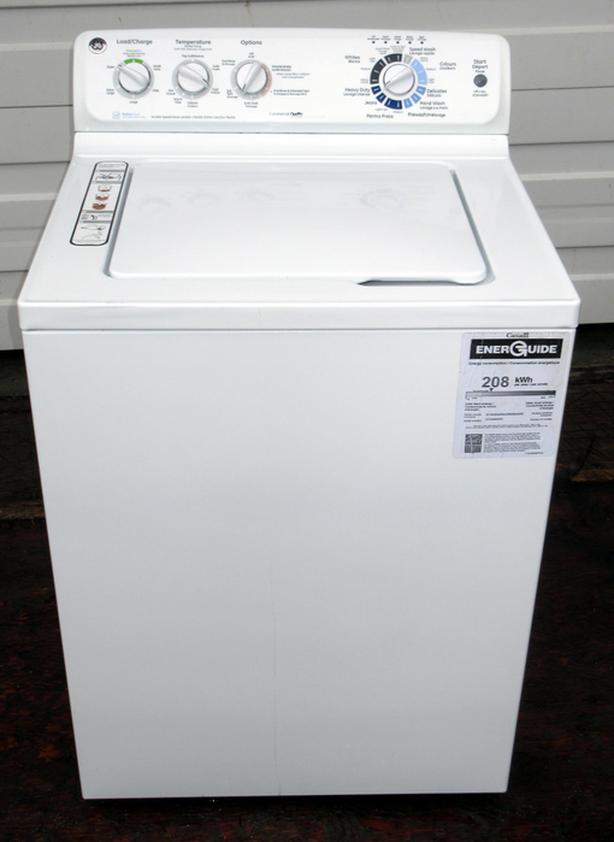 Ge Commercial Quality washer - Very Good condition, Stainles tub