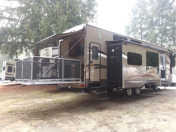 2015 Cougar M338PAT