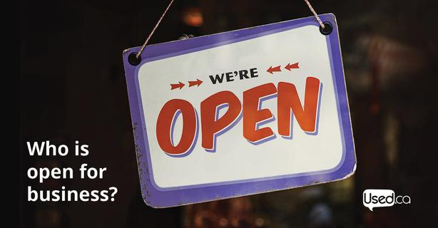 Open For Business Directory