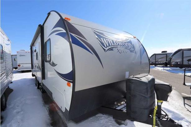 2014 Forest River WILDWOOD 262BHXL