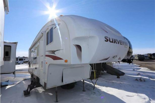 2008 Forest River SURVEYOR 26BH