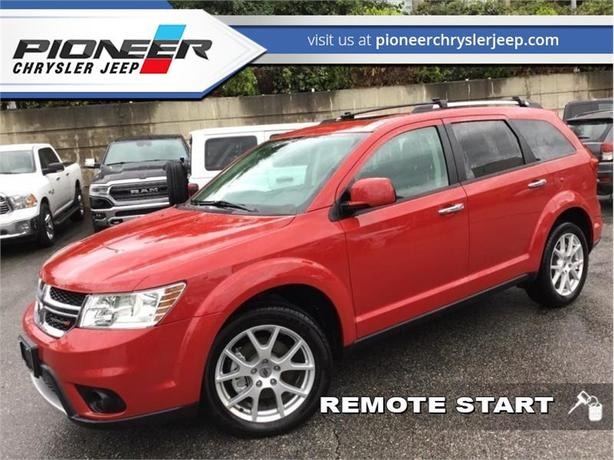 2019 Dodge Journey GT  - Navigation - Sunroof