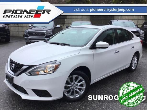 2018 Nissan Sentra 1.8 SV  - Bluetooth -  Heated Seats