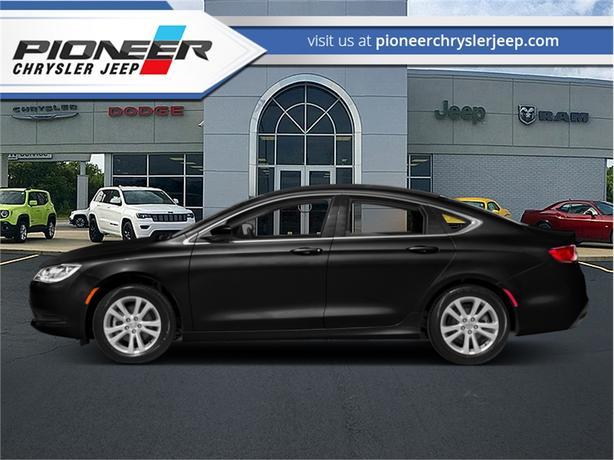 2017 Chrysler 200 LX  - Uconnect - SiriusXM