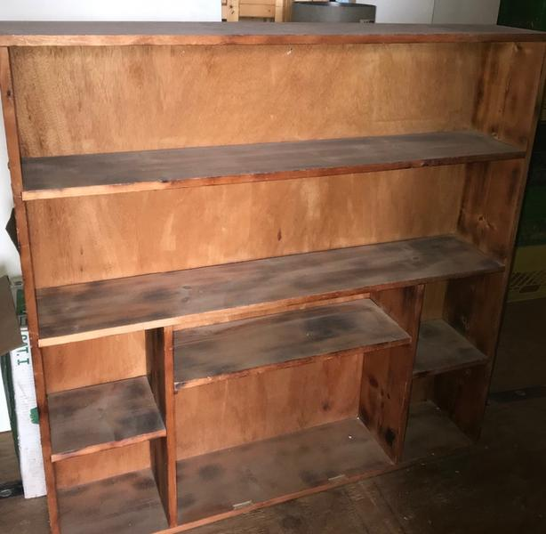 large high quality bookcase