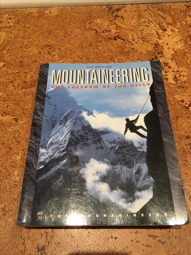 Mountaineering- The Freedom of the Hills