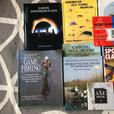 Assortment of Fish and Game Books