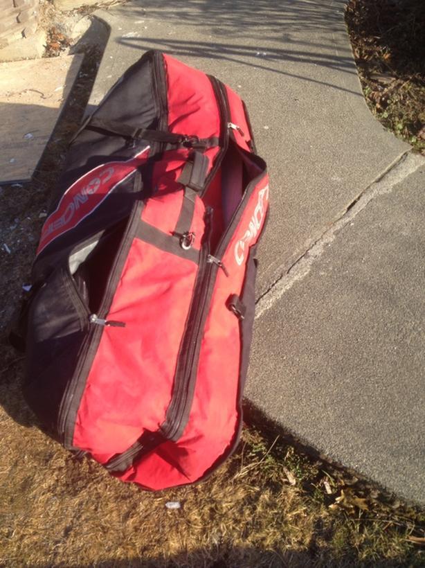 Concept X Kite Travel Bag