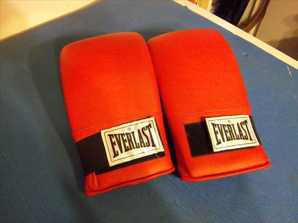"""""""Everest""""  boxing gloves"""