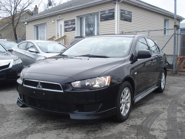 2011 Mitsubishi Lancer AUTO, ONE OWNER CAR! CERTIFIED+WRTY $5990