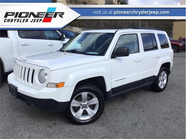 2011 Jeep Patriot NORTH  - Bluetooth -  SiriusXM