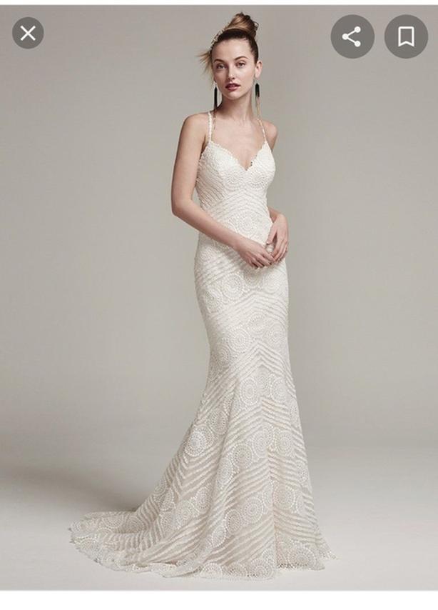 Maggie Sottero (Bexley) Wedding Dress