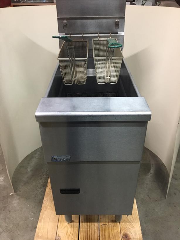 Pitco Gas Deep Fryer