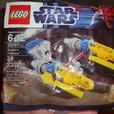 Jango Fett, Anakin's Pod Racer & Republic Gunship