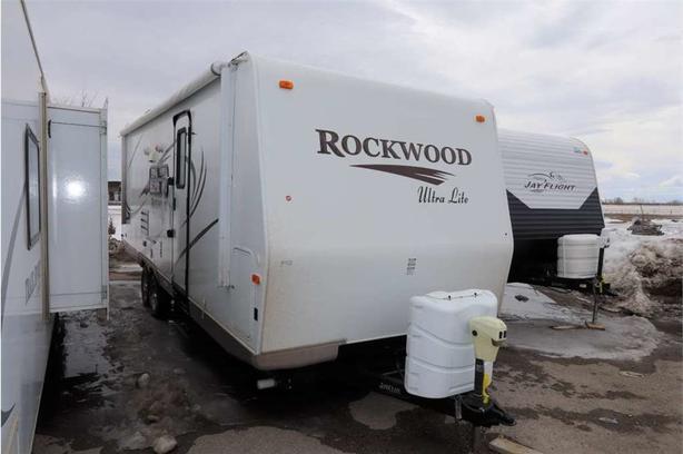 2011 Forest River ROCKWOOD 2501
