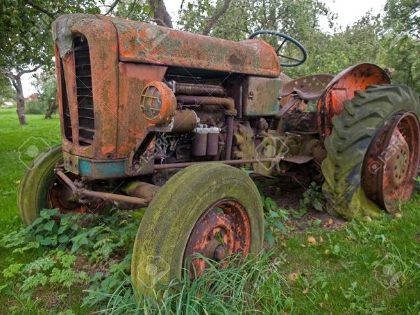 WANTED - Vintage Tractor & Farm Equipment