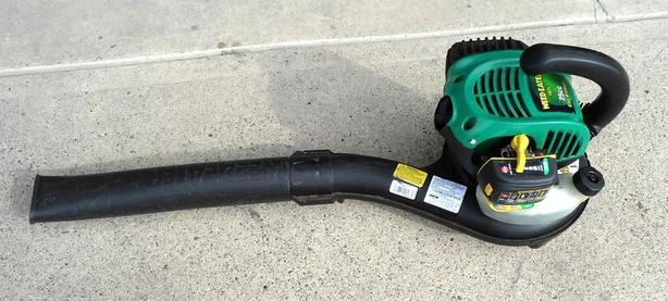 WEED EATER GAS BLOWER