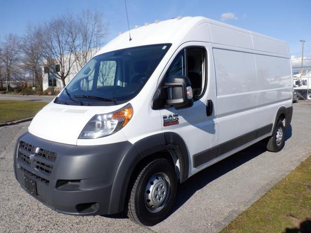 2018 RAM Promaster 2500 High Roof Tradesman 159-in. WB Cargo Van