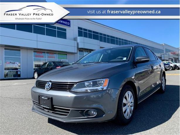 2014 Volkswagen Jetta COMFORTLINE  - $128 B/W