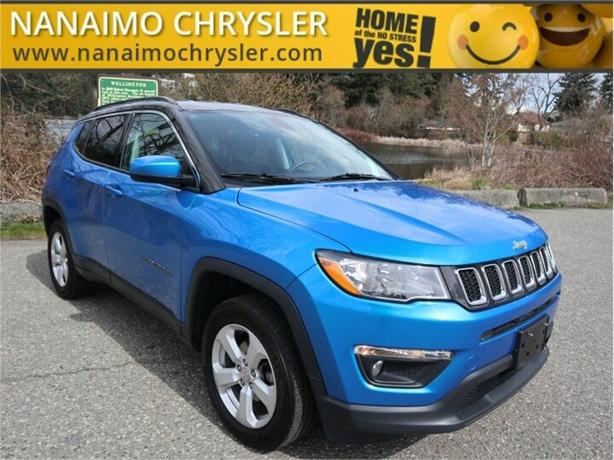 2018 Jeep Compass North One Owner Navigation