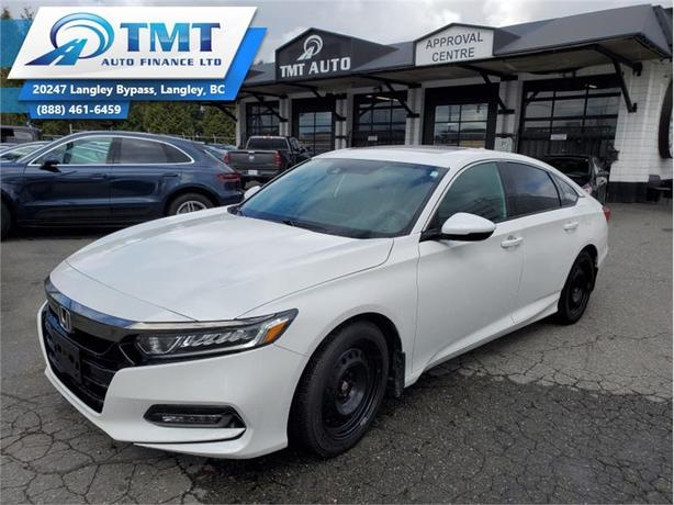 2018 Honda Accord Sedan Sport CVT  - Sunroof -  Heated Seats