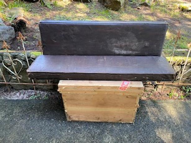 Antique Horse Drawn Buckboard Wagon Seats