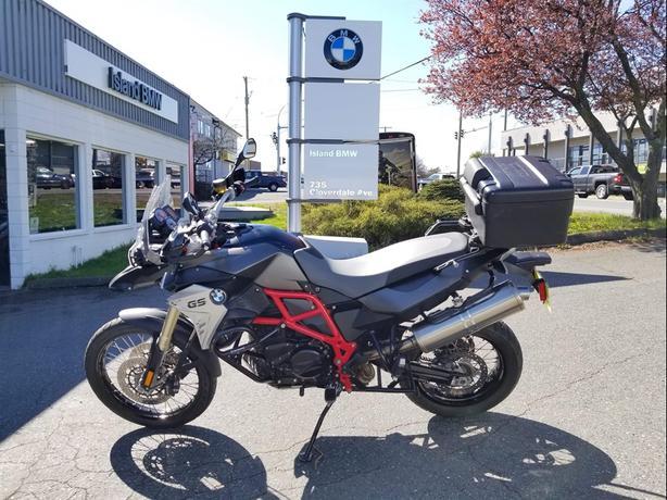 2017 BMW F800GS