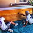 Summer Painting Job