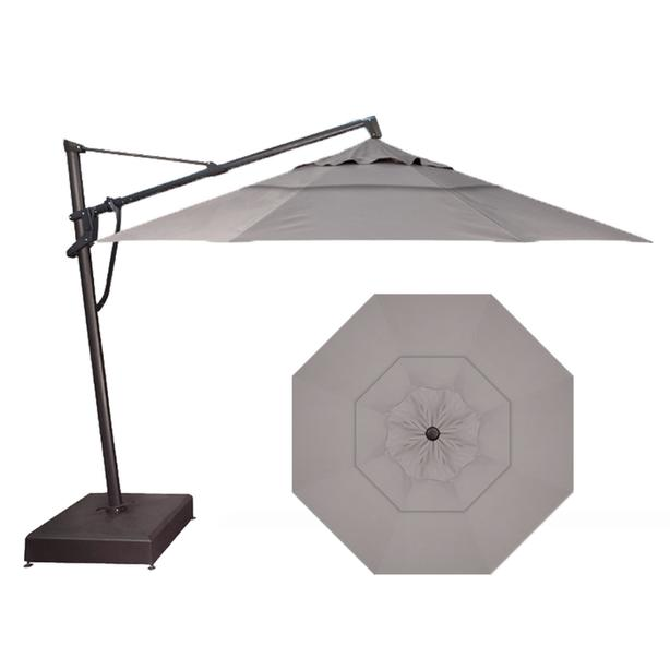 13 Foot Cantilever Umbrella with base