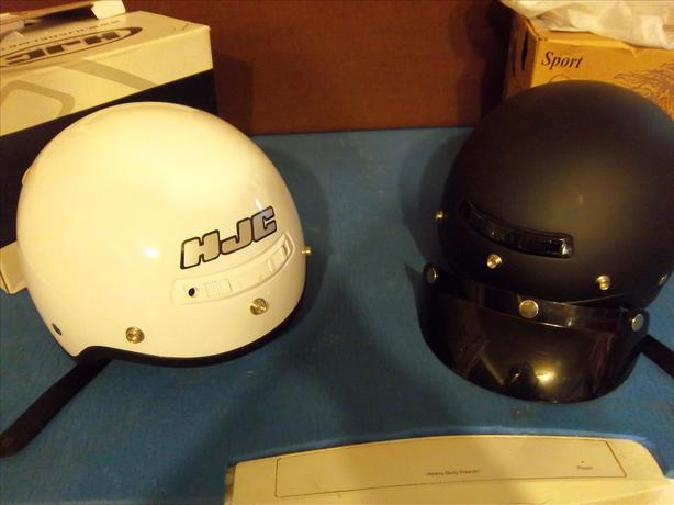 Motorcycle helmet REDUCED