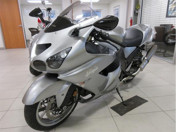 2007 Kawasaki MOTORCYLCE ZX-14