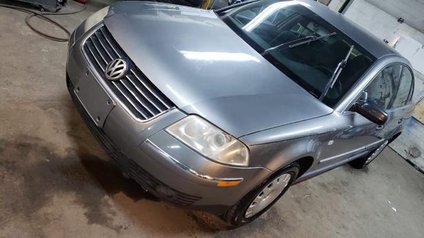 2004 VW Passat