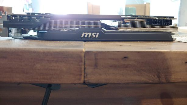 MSI Twin Frozr R9 290x Graphics Video Card