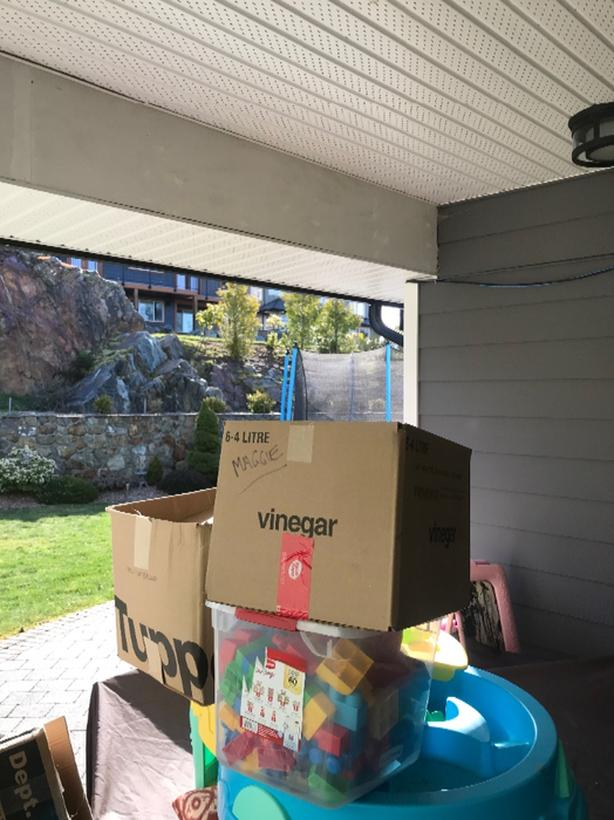 FREE: misc housewares and toys