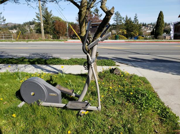 FREE: Free elliptical