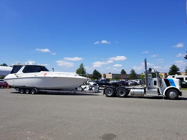 Boat Hauling Alberta, Sailboat Transport, Boat & Trailer Transport