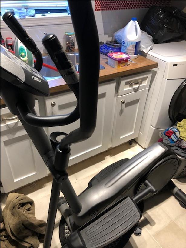 FREE: GOLDS GYM elliptical exercise machine