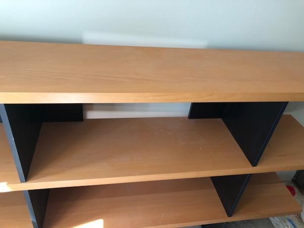 FREE: IKEA display shelf / bookcase