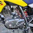 2008 DRZ125L Trail bike, great for beginners